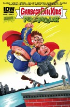 Garbage Pail Kids Comic-Book Puke-tacular One-shot