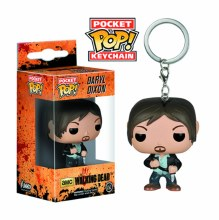 Pocket Pop Daryl Dixon Vinyl Fig Keychain