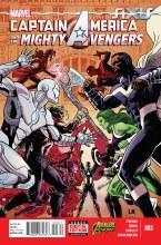 Captain America and Mighty Avengers #3