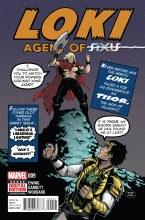 Loki Agent of Asgard #9