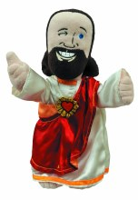 Jay & Silent Bob Strike Back Buddy Christ Plush