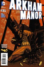 Arkham Manor #3