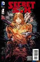 Secret Six #1 Var Ed