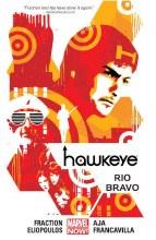 Hawkeye TP VOL 04 Rio Bravo