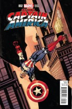 All New Captain America #2 Sal
