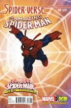 Amazing Spider-Man #12 Wamester Spider-Verse Var Sv