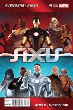 Avengers and X-Men Axis #9 (of 9) Renaud Looper Var