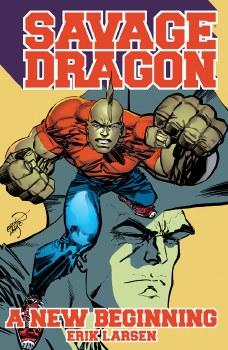 Savage Dragon a New Beginning