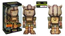 Hikari Transformers Distressed Bumblebee Ltd Ed Sofubi Fig