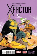 All New X-Factor #19