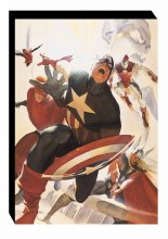 Avengers Vibranium Collection Slipcase HC