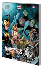 Gotg All New X-Men TP Trial of