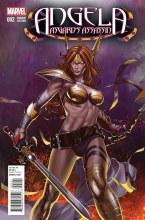 Angela Asgards Assassin #2 Choi Var