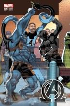 New Avengers #29 Larroca Welcome Home Var