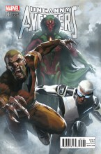 Uncanny Avengers #1 Dellotto Var