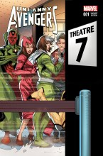 Uncanny Avengers #1 Larroca Welcome Home Var