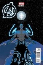 Avengers #34.2 Araujo Var