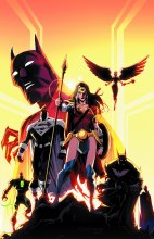 Batman Beyond Justice Lords Beyond TP