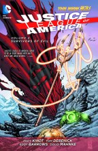 Justice League of America TP VOL 02 Survivors of Evil (N52)