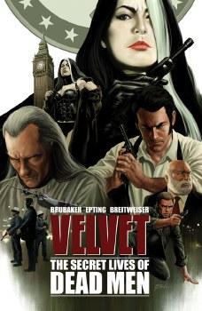 Velvet TP VOL 02 the Secret Lives of Dead Men (Mr)