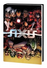 Avengers and X-Men Axis HC