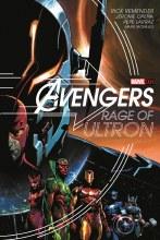 Avengers Rage of Ultron Ogn HC