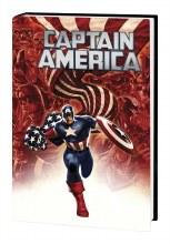 Captain America Return of Winter Soldier Omnibus HC  Free Shipping
