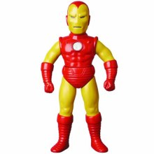 Marvel Retro Iron Man Sofubi Px (C: 0-1-2)
