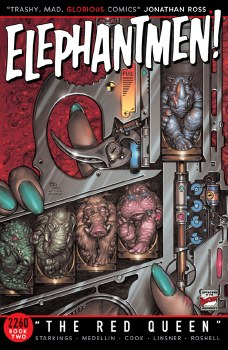Elephantmen 2260 TP Book 02 (M