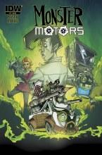 Monster Motors Curse of Minivan Helsing #1 (of 2)