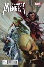Uncanny Avengers #2 Bianchi Var