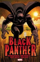 Black Panther TP Who Is Black Panther New Ptg