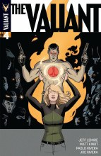 The Valiant #4 (of 4) Cvr A Rivera (Next)