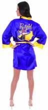 DC Bombshells Batgirl Px Satin Robe Sm/Med