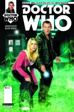 Doctor Who 9th #1 Of(5) Subscription Cvr