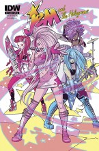 Jem & the Holograms #1 Various Covers CONTACT US