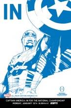 All New Captain America #3 In Var