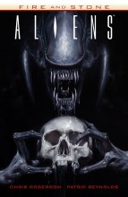 Aliens Fire and Stone TP (C: 0-1-2)