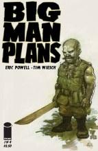 Big Man Plans #1 (of 4) (Mr)