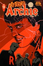 Afterlife With Archie #9 Reg Francavilla Cover