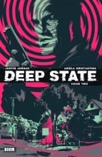 Deep State #2 (2nd Ptg) (Pp #1