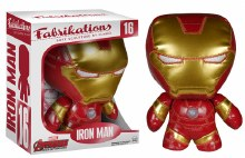 Fabrikations Avengers Age of Ultron Iron Man Plush Fig
