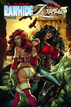 Lady Rawhide Lady Zorro #2 Of(4)