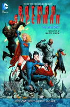Batman Superman TP VOL 02 Game Over (N52)