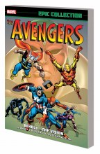 Avengers Epic Collection TP Be