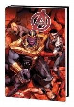 Avengers Time Runs Out Prem HC VOL 03