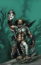 Archie Vs Predator #1 (of 4) Powell Var Cvr