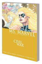 Civil War Ms Marvel TP