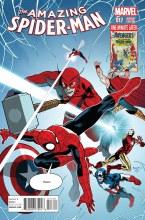 Amazing Spider-Man #17 Avengers Var
