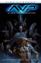 Alien Vs Predator Fire & Stone TP (C: 0-1-2)